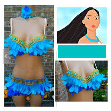 Womens Pocahontas Halloween Costumes 25 Pocahontas Halloween Costume Ideas