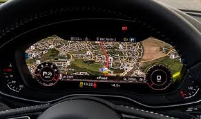 audi dashboard a5 audi a5 coupe review car reviews the car expert