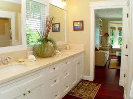 Bathroom Area Rug Crema Marfil Countertop Bathroom Tropical With Area Rug Hardwood