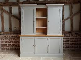 freestanding kitchen furniture bespoke freestanding kitchen unit dresser farmhouse cupboard in