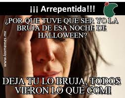 Memes De Halloween - memes de halloween los mejores memes en español