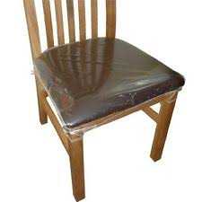 plastic chair covers clear furniture slipcovers ebay