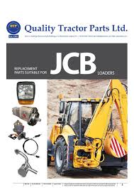 19 jcb by quality tractor parts issuu