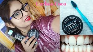 carbon coco teeth whitening does it really work honest