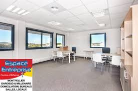 bureaux à montpellier location et vente