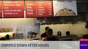 chipotle posts big earnings miss