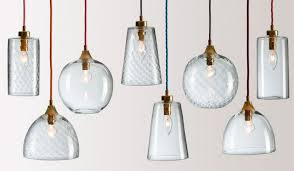 Glass Lights Pendants Fancy Clear Glass Pendant Lights Lighting Sawyer 1 Light Pendant