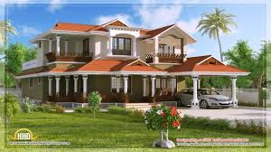Two Floor House Plans In Kerala by Two Floor House Plans In India Youtube