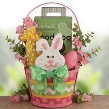 easter gift baskets dog easter gift baskets dog lover easter gifts gift basket bounty