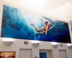 wall graphics wall mural tradeshow display orange county rip curl wall mural