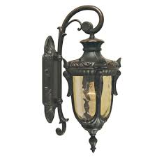 Old Lantern Light Fixtures by Elstead Lighting Philadelphia Old Bronze Small Wall Down Lantern