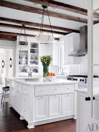 elegant kitchen how to paint distressed white cabinets modern and