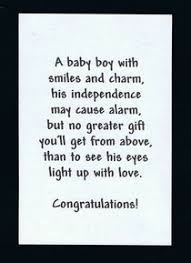 baby boy sayings new baby poem baby shower poem poem for new parents instant