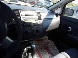 nissan tiida interior 2009 nissan versa sl best deal auto company