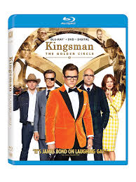 amazon com kingsman 2 the golden circle blu ray colin firth