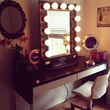 vanity set with lights vanity set with lights for bedroom around mirror 2018 including