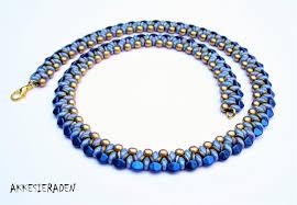 free necklace pattern images Free patternsfree patterns akkesieraden jpg