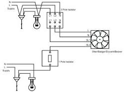 extractor fan timer switch how to wire a bathroom an existing light