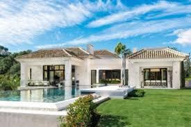 one story home designs 30 one story homes mediterranean exterior design weber design