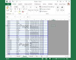 page layout program exles excel 2013 getting started with excel full page