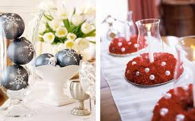 furniture chic christmas centerpieces for party table flower