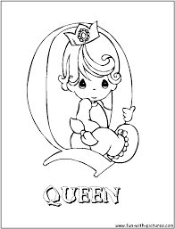 Coloring Q Coloring Page Coloring Pages Q