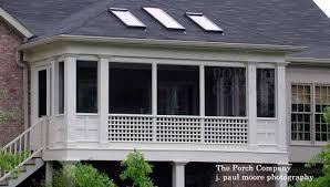 Framing A Hip Roof Porch Screen Porch Design Ideas For Your Porch U0027s Exterior