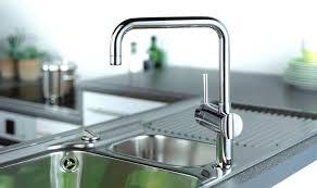 robinet cuisine grohe k7 robinet cuisine grohe grifo monomando de metal cromado para cocina