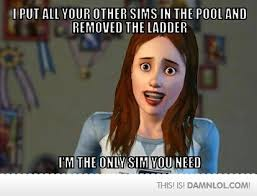 Sims Hehehehe Meme - can someone please gift me the sims forums