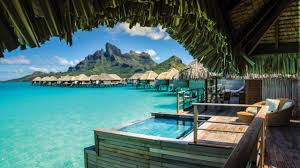 private jet service from la to bora bora four seasons resort