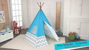 Kidkraft Table With Primary Benches 26161 Children U0027s Play Teepee For Family Fun Toy Review Youtube