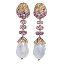 Vase With Pearls Australia U0027s Luxury Jeweller U0027s Fresh New Look At Pearls The