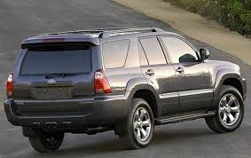 suv toyota 4runner 2006 toyota 4runner information and photos zombiedrive