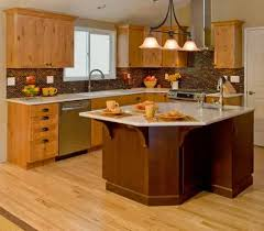 home and insurance rustic alder kitchen cabinets