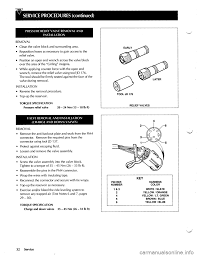 jaguar xj40 1997 2 g power system hydraulic manual