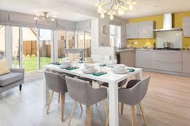 thurstans rise coleford gl16 8qr david wilson homes development