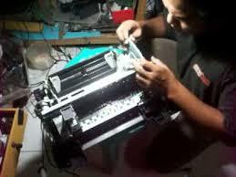 cara reset printer canon ip 2770 eror 5100 how to fix error 5100 mp237 printer youtube
