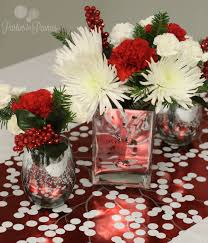 christmas party table centerpieces outstanding christmas party centerpieces ideas design decorating