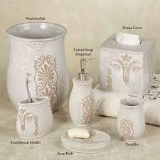 White Bathroom Accessories Set by Bath Bath Accessories Galileo Bath Accessories By J Queen New York