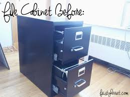 How To Paint A Filing Cabinet How To Paint A Filing Cabinet With Preparing For And
