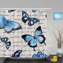 Blue Butterfly Curtains Blue Butterfly Curtains Reviews Online Shopping Blue Butterfly