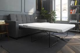 queen sleeper sofa with memory foam mattress sofas sofa mattress replacement memory foam pull out mattress