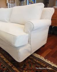 slipcovers for sofas with loose cushions my favorite fit for custom slipcovers the slipcover maker stunning