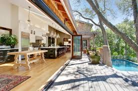 indoor outdoor kitchen designs vote on your favorite outdoor spaces at hgtv com hgtv u0027s