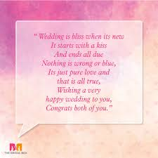 Beautiful Wedding Quotes For A Card Marriage Wishes Quotes 23 Beautiful Messages To Share Your Joy