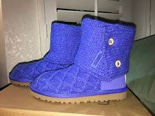 s ugg cardy boots ugg australia fabric boots for ebay