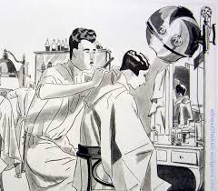 shingling haircut shingle hair cut 1920s witness2fashion