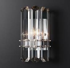 Restoration Hardware Bathroom Lighting Sconces Rh Modern