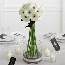 Black And White Centerpieces For Weddings by Centerpiece Ideas All The Style Details Forums Brides