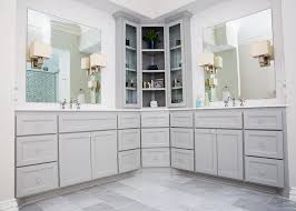 Corner Units For Bathrooms Best 25 Bathroom Corner Cabinet Ideas On Pinterest Laundry Room